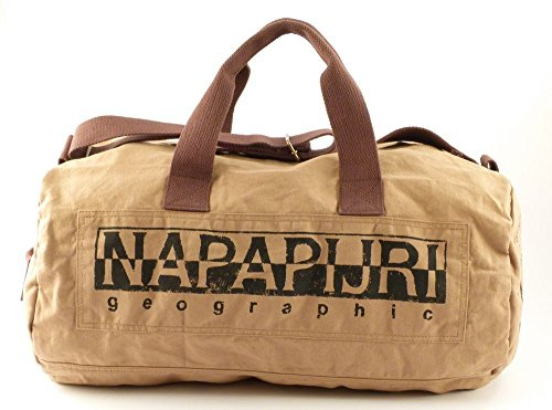 Borsone con tracolla grande Napapijri Saharian 8N01 Desert