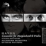 Haydn: Concertos for Harpsichord & Violin