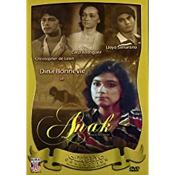 Anak- Philippines Filipino Tagalog DVD Movie