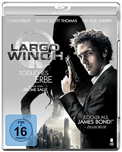 Largo Winch - Tödliches Erbe (Schreiber & Leser-Edition) [Blu-ray]