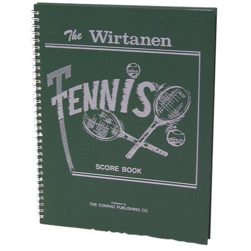 BSN Sports Wirtanen Tennis Scorebook