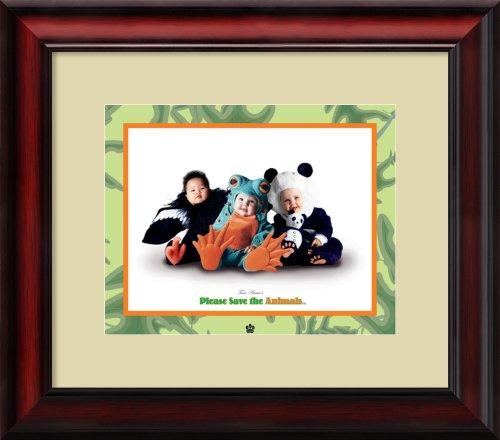 Please Save The Animals I By Tom Arma Framed front-789110