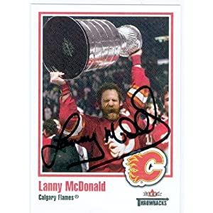 Calgary Flames Hall Of Famers | RM.