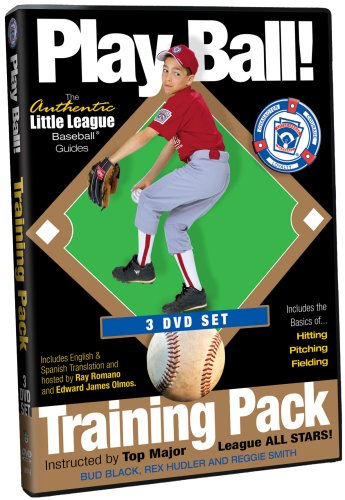 Play Ball: Training Pack [DVD] [Import]