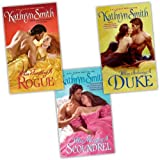Kathryn Smith Soap Opera 3 Books Collection Pack Set RRP: �22.97 (When Tempting a Rogue, When Marrying a Scoundrel, When Seducing a Duke)by Kathryn Smith
