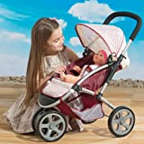Silver Cross Junior Collection X4 Jr Dolls Pushchair/Stroller/Pram
