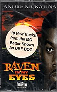 Andre Nickatina - Raven In My Eyes (Pre-Release)