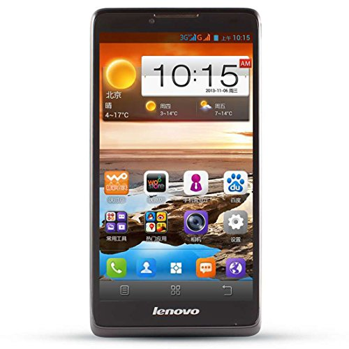 Original Lenovo A880 Smartphone 60inch IPS QHD Photo