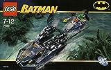 LEGO Batboat - Hunt for Killer Croc