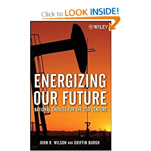 Energizing Our Future: Rational Choices for the 21st Century Griffin Burgh, John Wilson