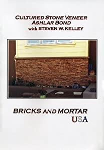 Cultured Stone Veneer Ashlar Bond with Steven W. Kelley