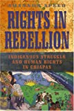 Rights in Rebellion: Indigenous Struggle and Human Rights in Chiapas