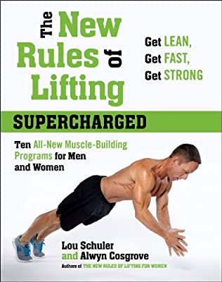 The Rules Of Lifting Supercharged Ten All- Muscle-building Programs For Men And Women from Avery