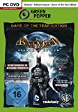 Batman: Arkham Asylum - Game of the Year Edition [Green Pepper] - [PC]