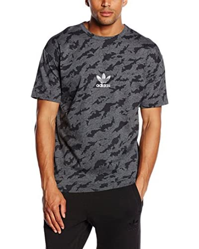adidas T-Shirt Manica Corta Tr Btw Tee [Grigio]