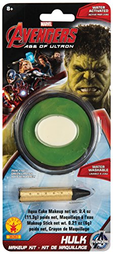 Rubie's Costume Avengers 2 Age of Ultron Hulk Makeup Costume