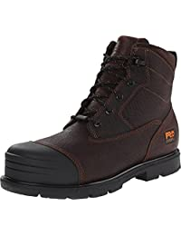 Timberland Men's 6 Inch Storm Force Waterproof Composite Toe
