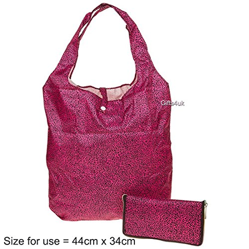 stylish-handybag-re-usable-folding-eco-shopping-bag-various-colours-styles-leopard-pink