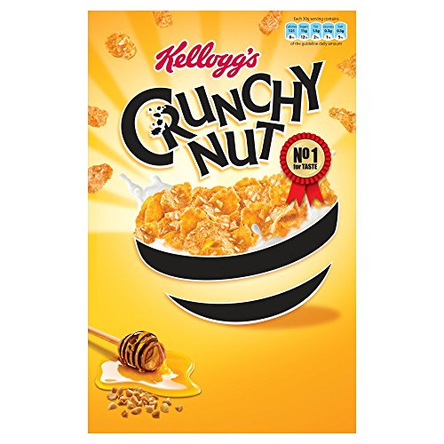 Kelloggs Crunchy Nut (500g x 16 x 1 pack size)