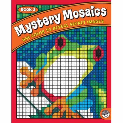 Mystery Mosaics: Book 2 Game - 1