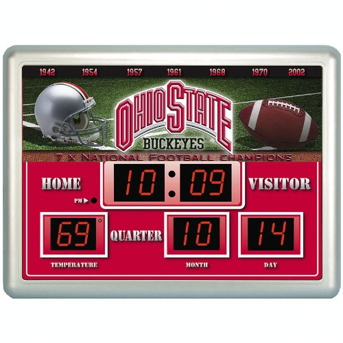 Ohio State Buckeyes Scoreboard at Amazon.com