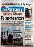 PARISIEN (LE) [No 19355] du 29/11/2006 - PARC DES PRINCES, occasion d'occasion  Livré partout en France