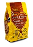 Organic Lemon Snap Cookie \