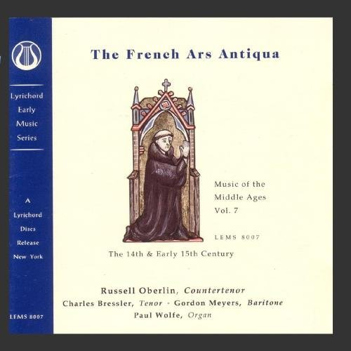 music-of-the-middle-ages-vol-7-the-french-ars-antiqua-13th-century-by-charles-bressler-and-robert-pr