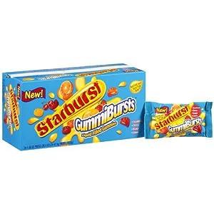 Starburst Gummiburst, 1.5-Ounce Boxes (Pack of 24)