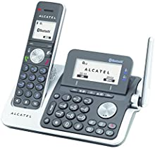 Comprar Alcatel XP2050 - Teléfono fijo digital (inalámbrico, Bluetooth, pantalla LCD), negro