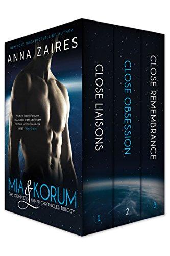 Mia & Korum by Anna Zaires ebook deal