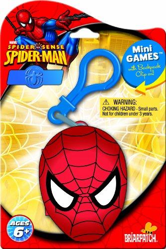 Marvel Spiderman Sculpted Mini Game