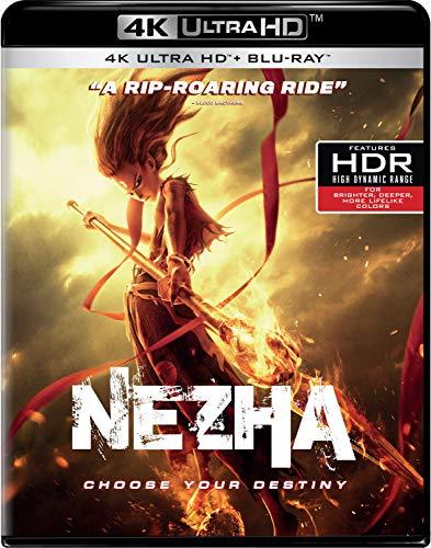 4K Blu-ray : Ne Zha (2 Discos)