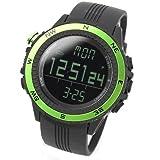 [国内ブランド] LADWEATHER(ラドウェザー) / [ラドウェザー]腕時計ドイツ製センサー高度計/気圧計/温度計/天気予測アウトドアウォッチメンズ/レディース