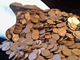 5000 coin Lot of Wheat Cents - *MIXED Decades Unsearched