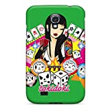 For BabyCat Galaxy Protective Case High Quality For Galaxy S4 Tokidoki Skin Case Cover
