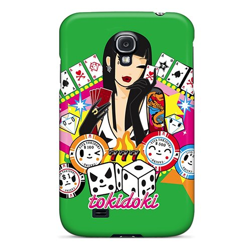 For Babycat Galaxy Protective Case, High Quality For Galaxy S4 Tokidoki Skin Case Cover
