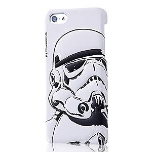 レイ・アウト iPhone SE/5s/5 スターウォーズ・ポップアップレザー/トゥルーパー RT-SWP5SB/TR