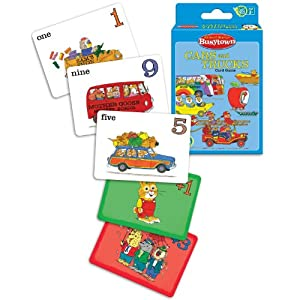 Click to read our review of Richard Scarry's Cars and Trucks Game!