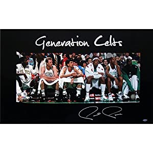 Steiner Sports NBA Boston Celtics Paul Pierce Generation Celtics 18X24 Photo by Steiner Sports