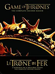 Game of Thrones: The Complete Second Season (Bilingual)