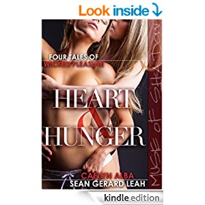 Heart and hunger book cover