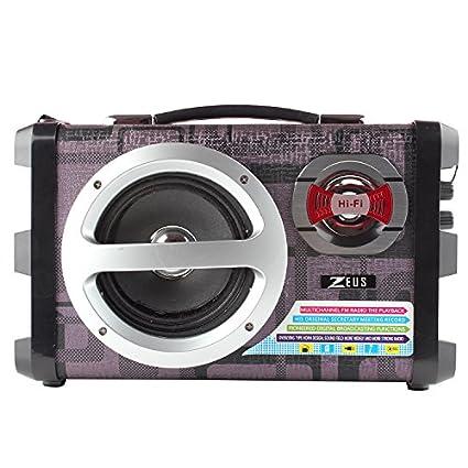 Zeus SM-006 Electra Wireless Speaker