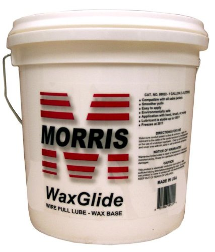 Wire Pulling Lubricant Wax Based 5 Gallon (Pkg Of 2)