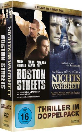 Boston Streets / Nichts als die Wahrheit [2 DVDs]