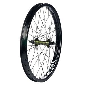Buy MacNeil DUB Primary BMX Front Wheel 20 x 1.75, Green by MacNeil