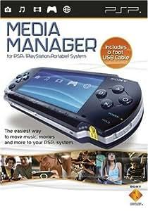 Sony PSP Media Manager