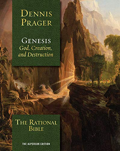The Rational Bible Genesis [Prager, Dennis] (Tapa Dura)