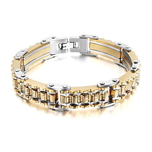 yc-top-personalize-titanium-steel-gold-plated-fashion-men-bracelet