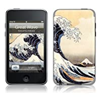 GelaSkins iPod Touch 2G & 3G Protective Skin - The Great Wave